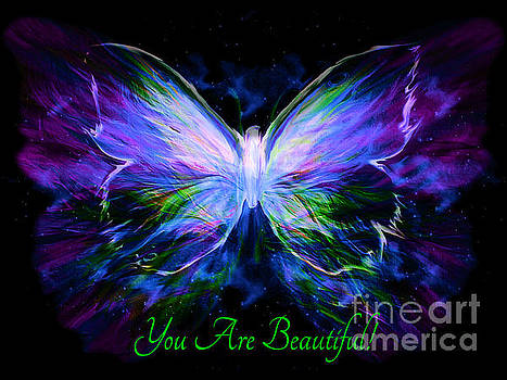 You Are Beautiful  by Pam Herrick
