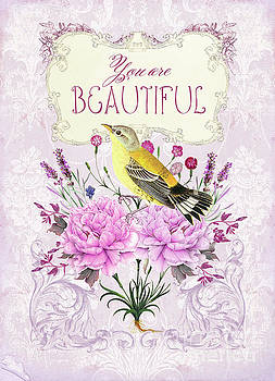 You are Beautiful by Wendy Paula Patterson