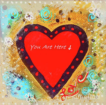 Sharon Williams Eng - You Are Here Love