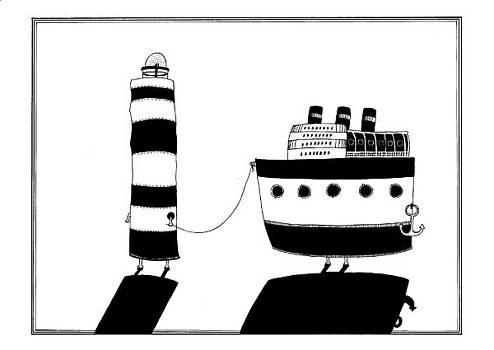 You are my lighthouse by Anastassia Neislotova