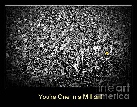 You Are One in a Million by Deb Badt-Covell