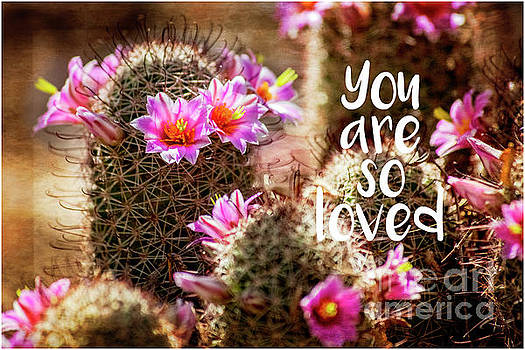 You Are So Loved by Nancy Forehand
