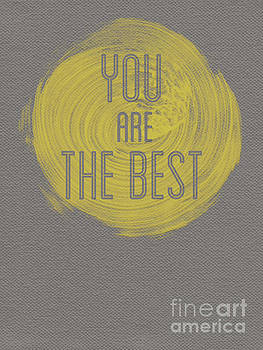 You are the Best by Pristine Cartera Turkus