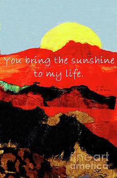 Sharon Williams Eng - You Bring Sunshine Card