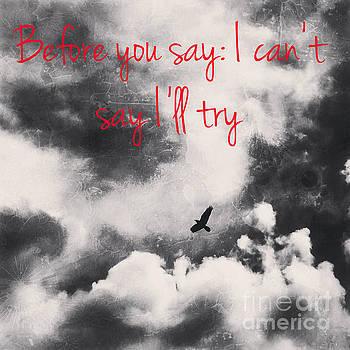 Jenny Revitz Soper - You Can Fly