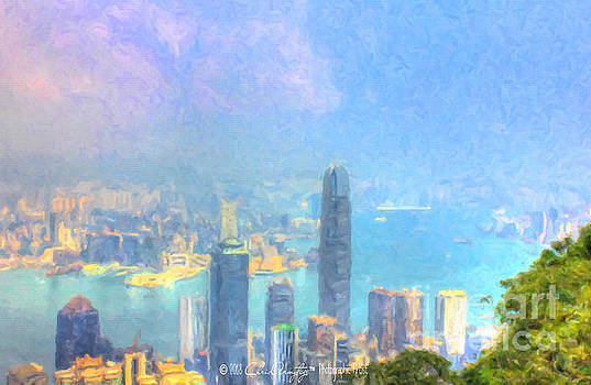 You can leave Hong Kong  by Chris Armytage