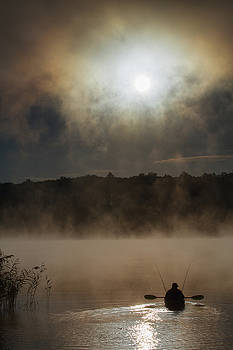 You Go By James Figielski by Paulinskill River Photography