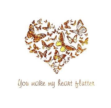 Bamalam  Photography - You Make My Heart Flutter
