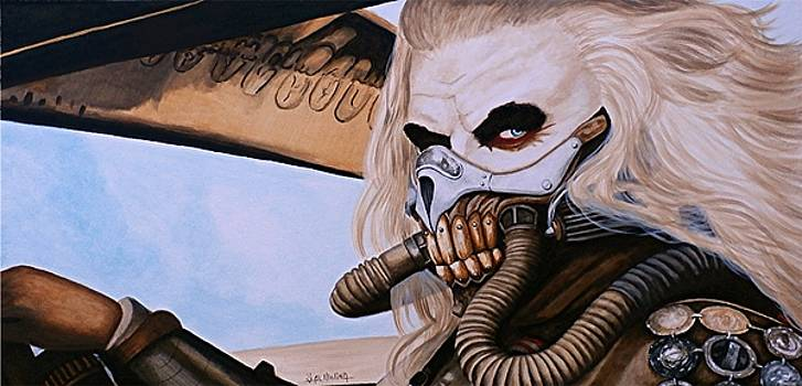 You will ride Eternal, Shiny and Chrome by Al  Molina