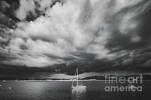 Marc Daly - Youghal harbour mono