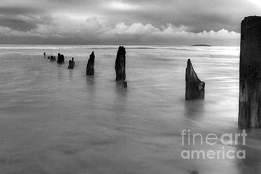 Marc Daly - Youghal monochrome