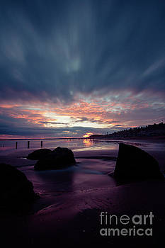 Youghal Sunset 26 by Marc Daly