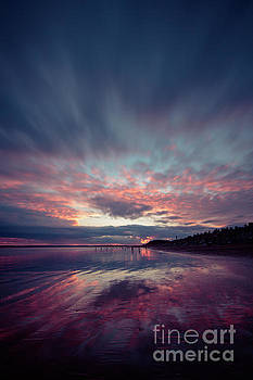 Youghal Sunset 27 by Marc Daly