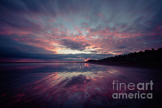 Youghal Sunset 28 by Marc Daly