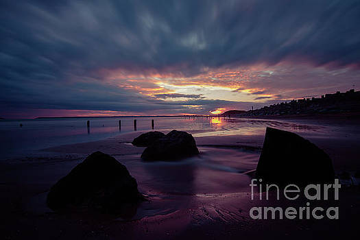 Youghal Sunset 29 by Marc Daly