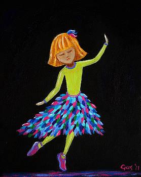 Nick Gustafson - Young Ballerina