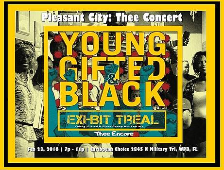 Young Gifted And Black Thee Encore by JaFleu