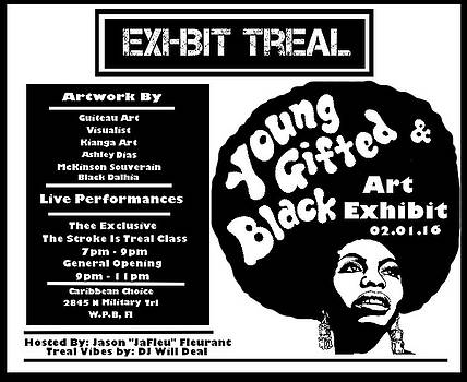 Young Gifted Black Flyer by JaFleu