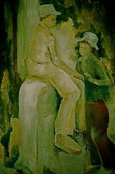 Young Lovers by Bettye  Harwell