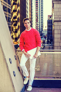 Alexander Image - Young Man Urban Fashion 15041239