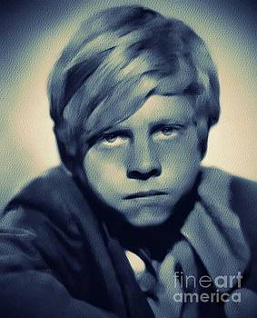 Young Mickey Rooney, Hollywood Legend by Mary Bassett