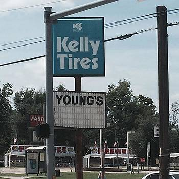 Young's #kellytire #tire #tulsa by Gin Young