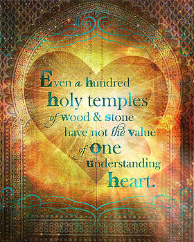 Your Holy Temple  by Lucinda Rae
