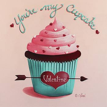 You're my Cupcake Valentine by Catherine Holman