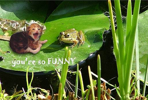 You're so funny by Fun Cards