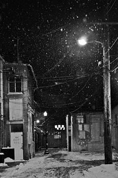 Ypsilanti Winter by Sara Kennedy
