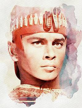 John Springfield - Yul Brynner, Hollywood Legend