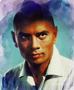John Springfield - Yul Brynner, Movie Legend