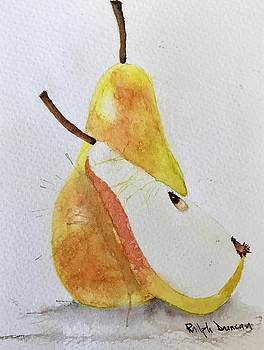 Yummy Pears by Ralph Duncan