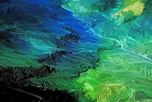 Dennis Cox - Yunnan Terraces