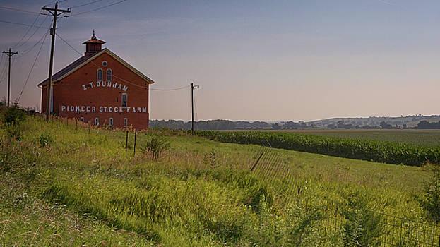 Susan Rissi Tregoning - Z. T. Dunham Pioneer Stock Farm