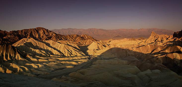 Ricky Barnard - Zabriskie Sunrise Panorama II