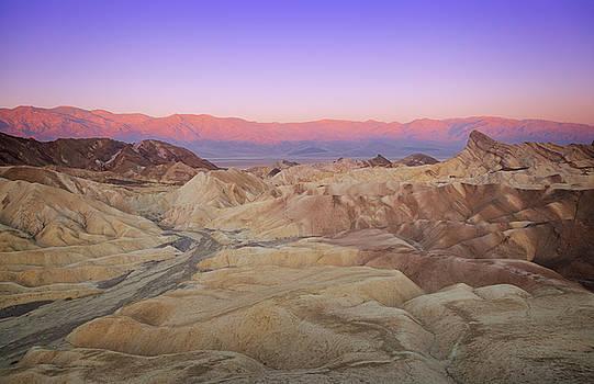 Ricky Barnard - Zabriskie Sunrise