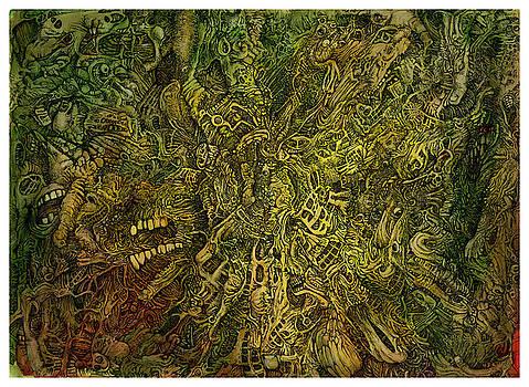 Zabulation by Joe MacGown