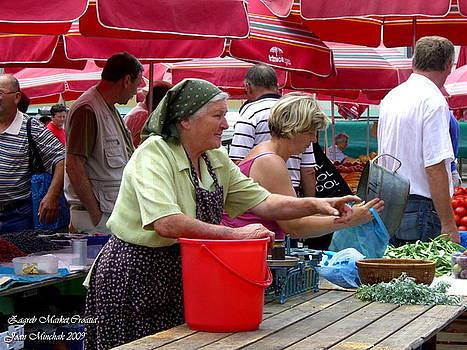 Joan  Minchak - Zagreb Market