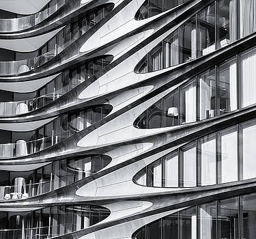 zaha hadid Architecture in NYC by Michael Hope