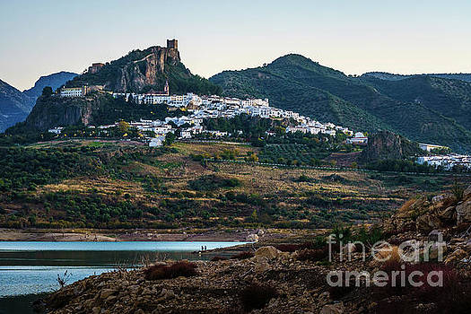 Zahara de la Sierra Cadiz Spain by Pablo Avanzini