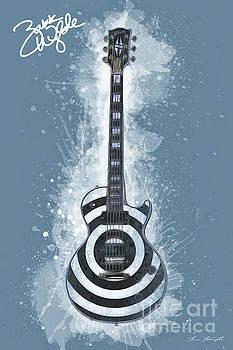 Zakk Wylde Guitar by Tim Wemple