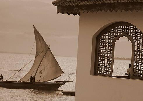Zanzibar 1 by David Olson