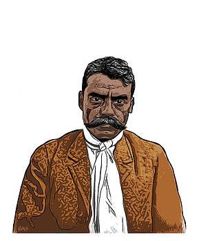 Zapata by Antonio Romero