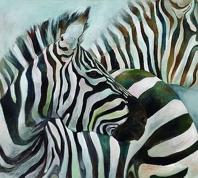 Zebra 1 by Michal Shimoni
