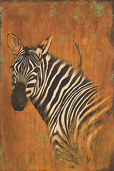 Zebra by Holly Whiting