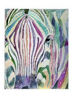 Zebra by Lea Cox