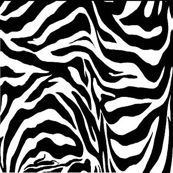 Zebra Print by Paintings by Gretzky