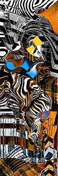 Zebra Stripe by Anne Weirich