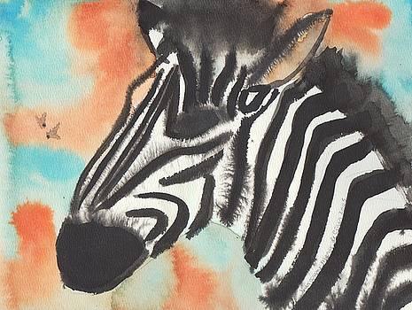 Suzanne  Marie Leclair - Zebra